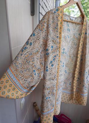 Лёгкое кимоно2 фото