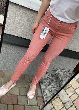 Новые джинсы италия made in italy джинси charles voegele