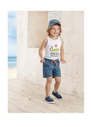 Літній крутий костюм комплект для хлопчика майка+шорти+кепка