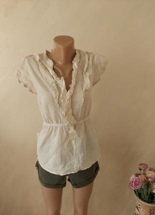 Летняя блуза р 34-36