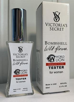 Тестер premium class victoria's secret bombshell intense женский,60 мл