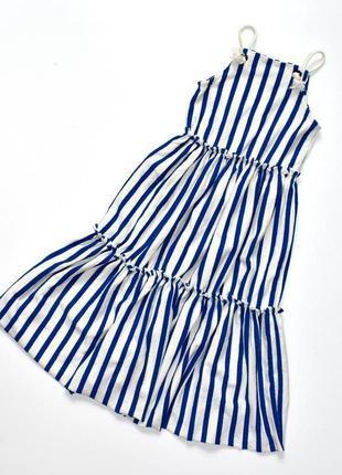 Join the sweetblue летнее дизайнерское платье на бретелях шнурках. 6 лет