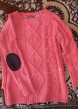Вязаной свитер