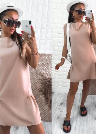 Платье миди 💌😜😍😉☀️