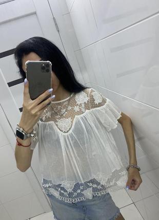 Воздушная блузка от asos 💗 при покупке от двух вещей скидка 🙏🏻