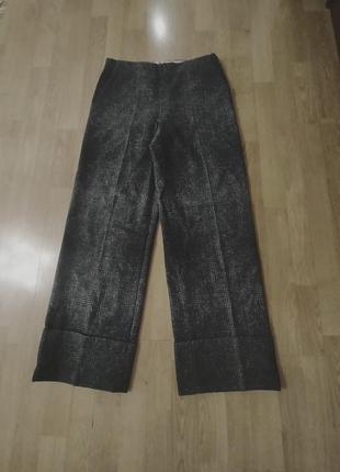 Massimo dutti брюки шерстяные