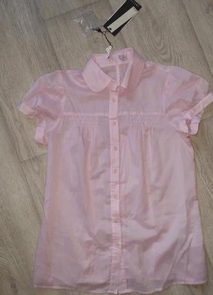 Новая хлопковая рубашка incity