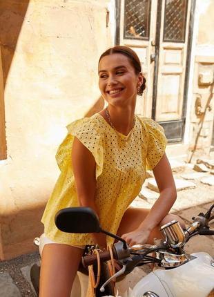 👑 блуза с вышивкой6 фото