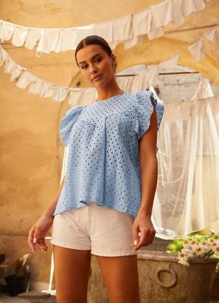 👑 блуза с вышивкой8 фото