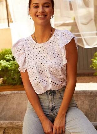 👑 блуза с вышивкой4 фото