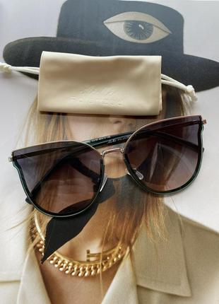 Сонцезахисні окуляри, з поляризацією, класика, модель 2021