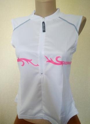 Спортивна футболка для спорту mtb cycletech
