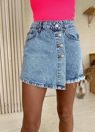 Очень крутая юбка-шорты 😍