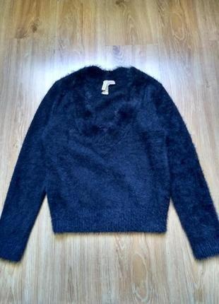 H&m новый свитер из травки