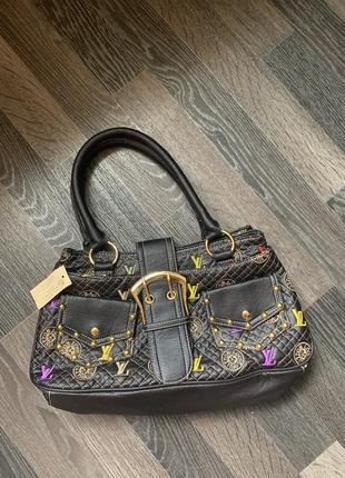 Женская сумка сумочка с короткими ручками louis vuitton