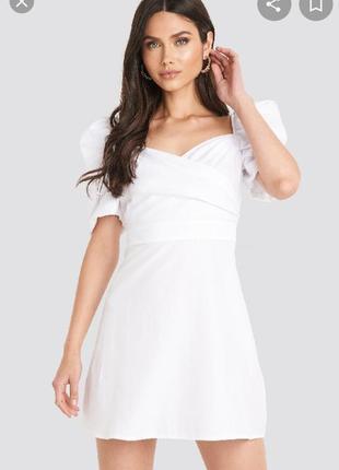 Новое трендовое платье от na-kd без торга