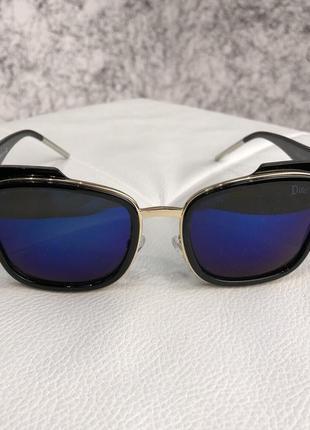 Прозрачные солнцезащитные очки