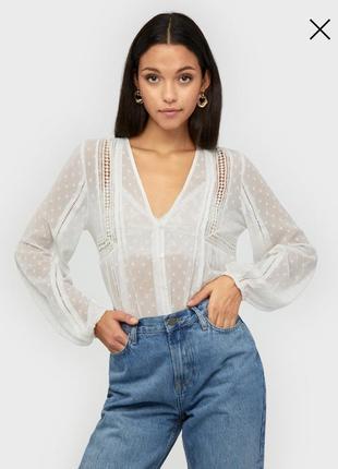 Блуза бохо новая без торга