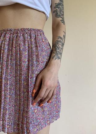 Летняя юбка размер м
