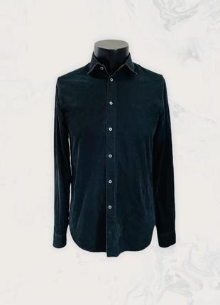 Jil sander оригинал дизайнерская мужская рубашка