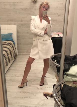 Платье пиджак dilvin