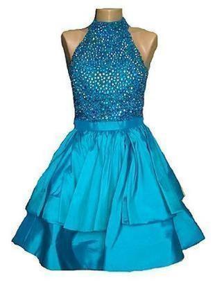 Sherri hill оригинал роскошное новое платье