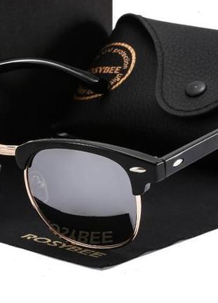 Очки поляризационные, солнцезащитные,  антибликовые , для вождения uv400