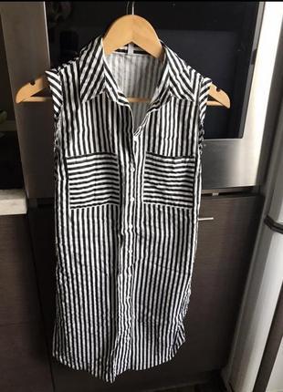 Летнее платье сарафан страдивариус 42 размер