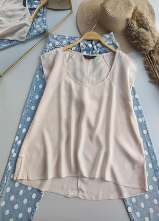 Нежная, лёгкая блуза, свободный крой