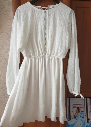 Летнее платье na-kd