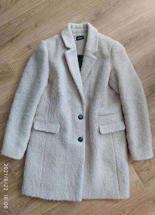 Kookai шерстяное пальто.