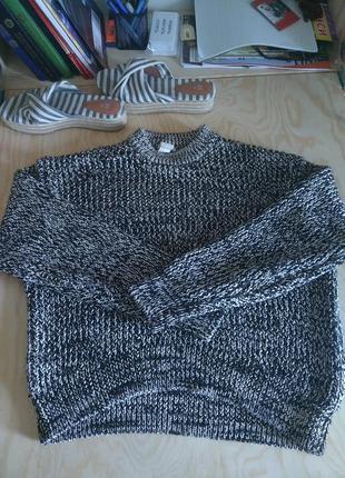 Брендовый свитер ориринал oversize