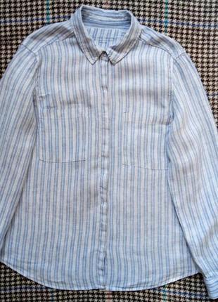 Рубашка,лён💯