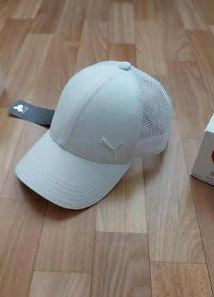 Стильная кепка бейсболка коттон +сетка 56-58