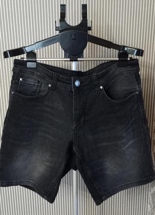 Livergy новые джинсовые шорты-бермуды стрейч р.50евро акция