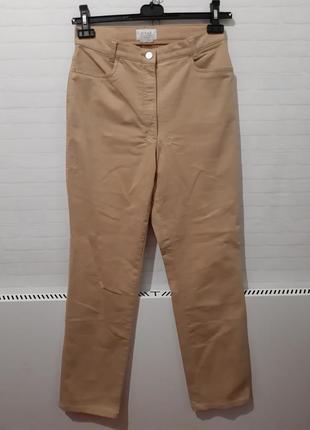 Штаны на высокой посадке, штаны мом