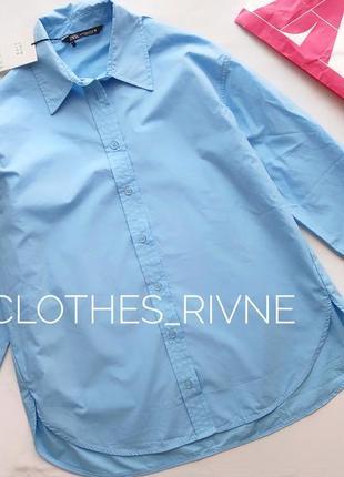 Сорочка, рубашка zara xs-s