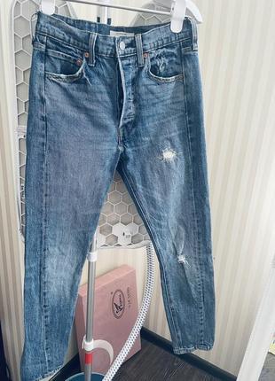 Обалденные джинсы levi's