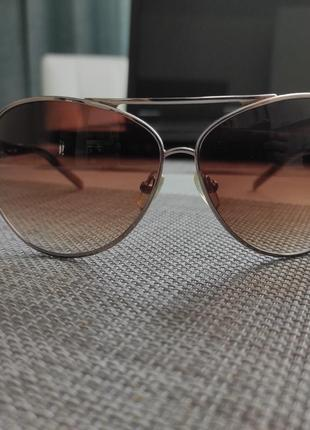 Фирменные очки авиаторы