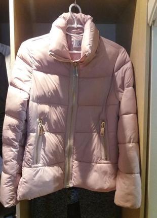 Отличная тёплая куртка.