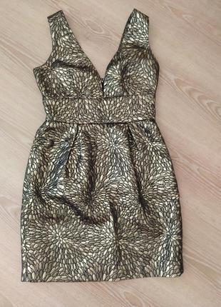 Коктейльное вечернее платье asos