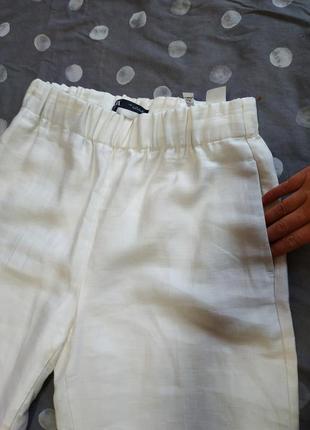 Укороченные брюки zara