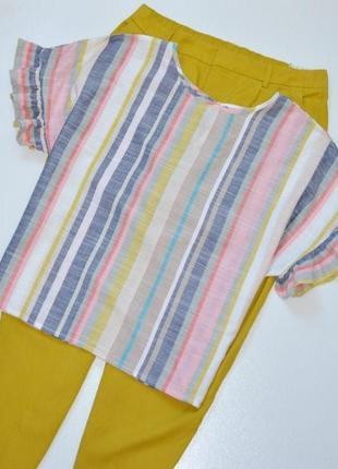 Matalan стильная красивая блуза из хлопка