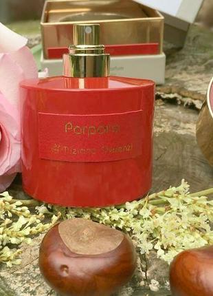 Tiziana terenzi porpora оригинал_extrait de parfum 5 мл затест