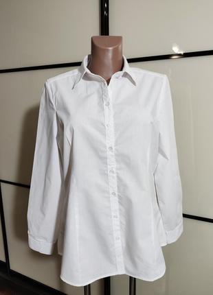 Белая рубашка primark
