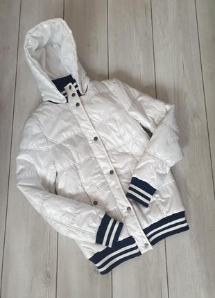 Куртка біла