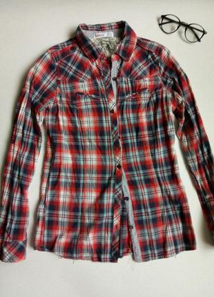 Рубашка denim co