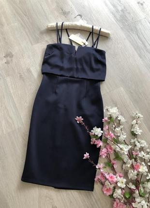Элегантное облегающее платье на бретельках, вечернее облегающее платье,