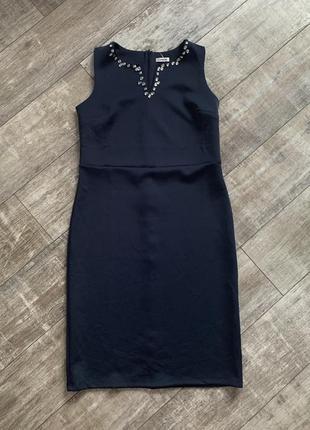 Платье бандажное damart 14uk 42eur xl-xxl