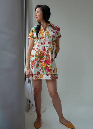 Платье в стиле 60х